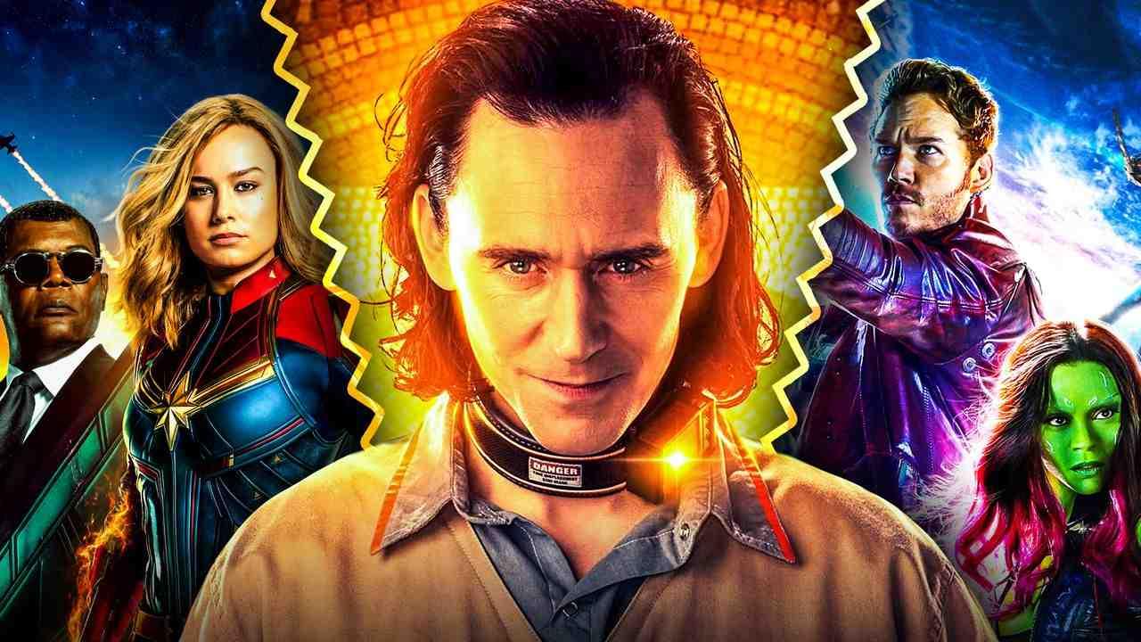 Loki Guardians of the Galaxy Captain Marvel