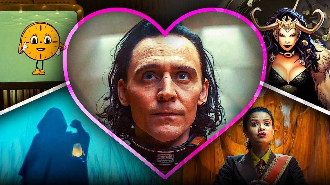 Tom Hiddleston Heart Loki Characters