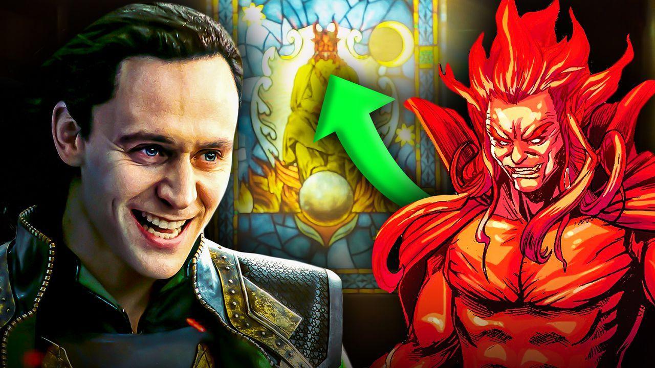 Loki Mephisto Theory