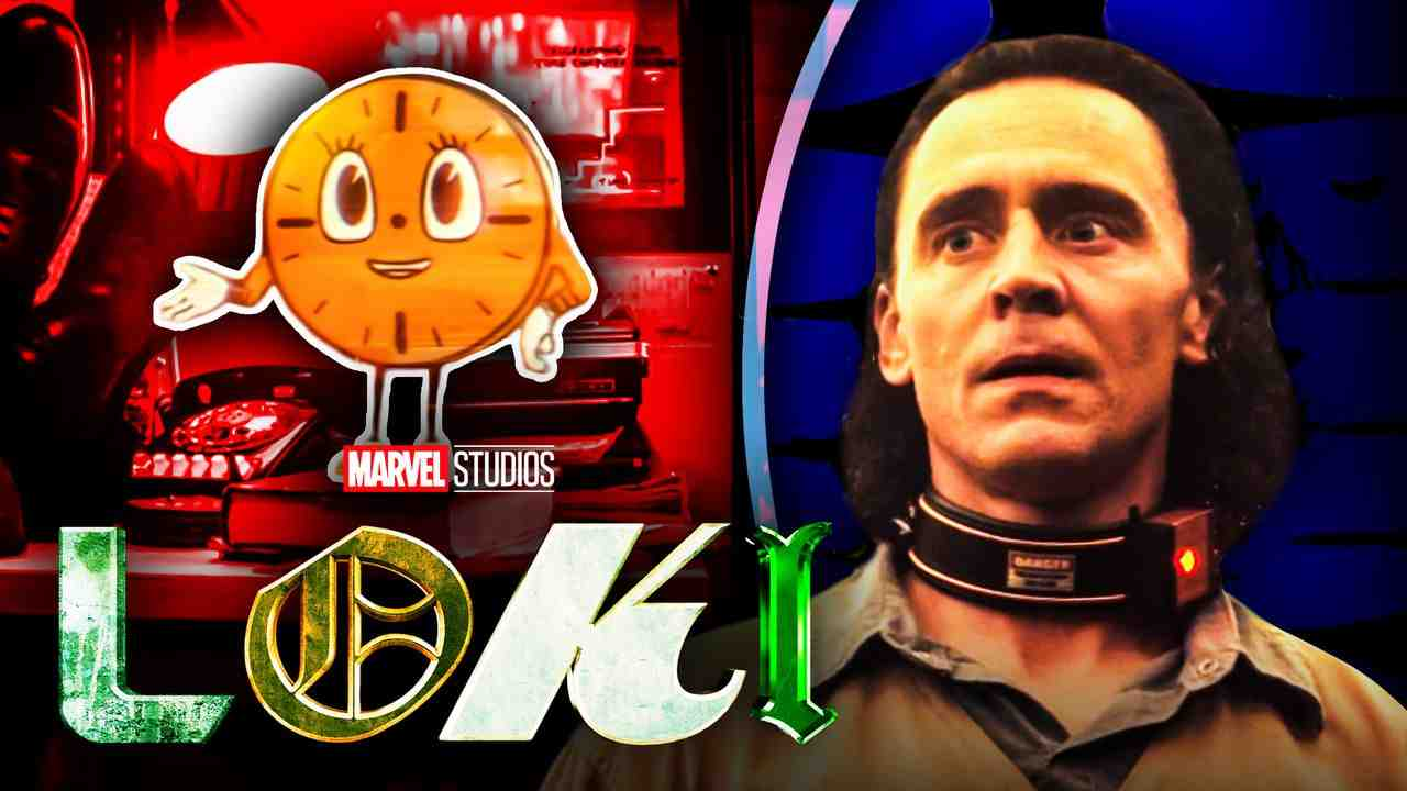 Loki Tom Hiddleston Miss Minutes