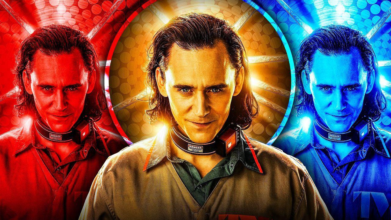 Tom Hiddleston as Loki in Marvel's Loki