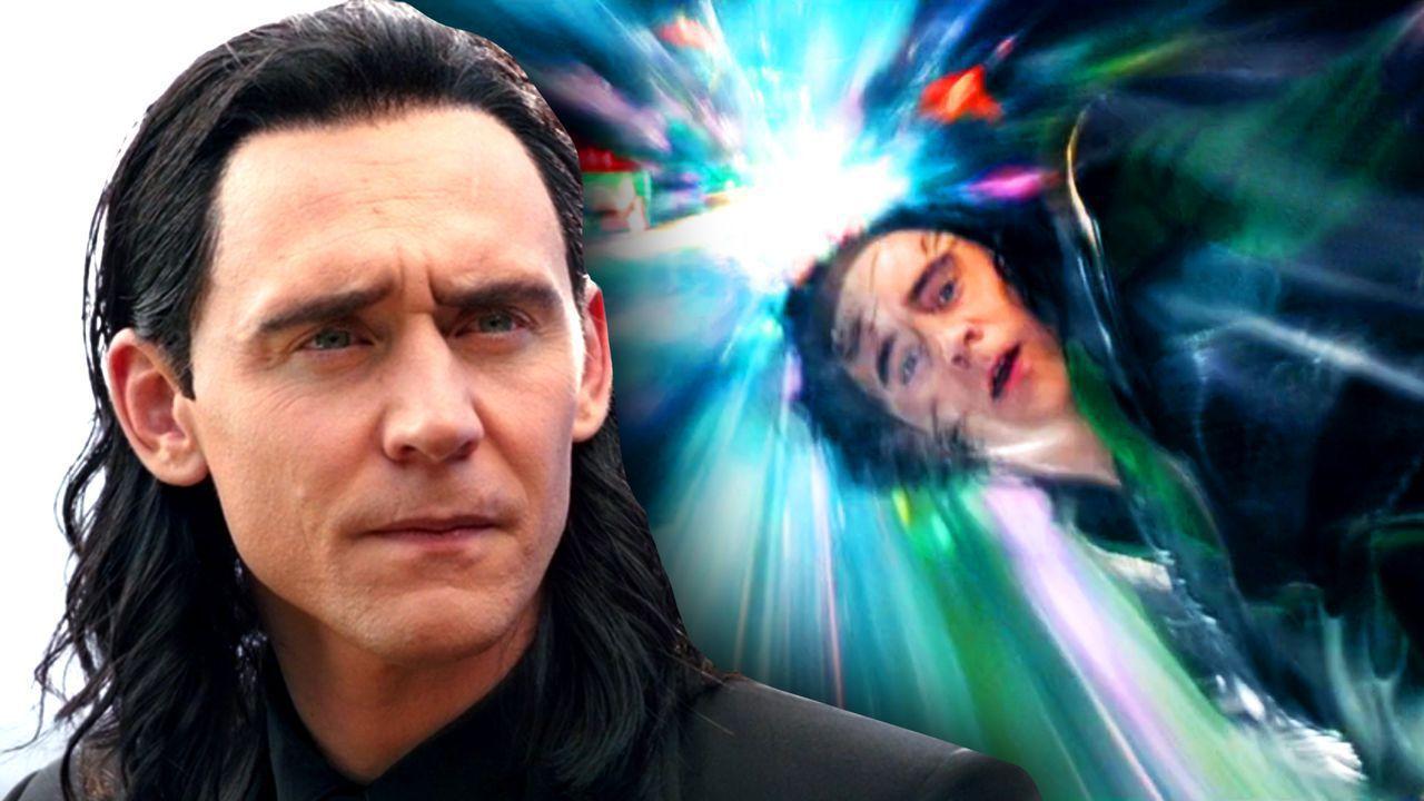 Loki from Thor: Ragnarok