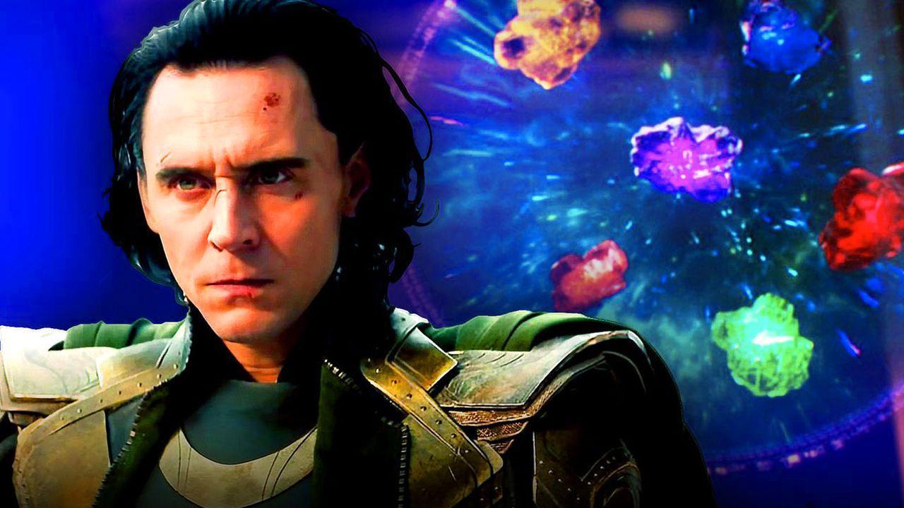 Loki and Infinity Stones
