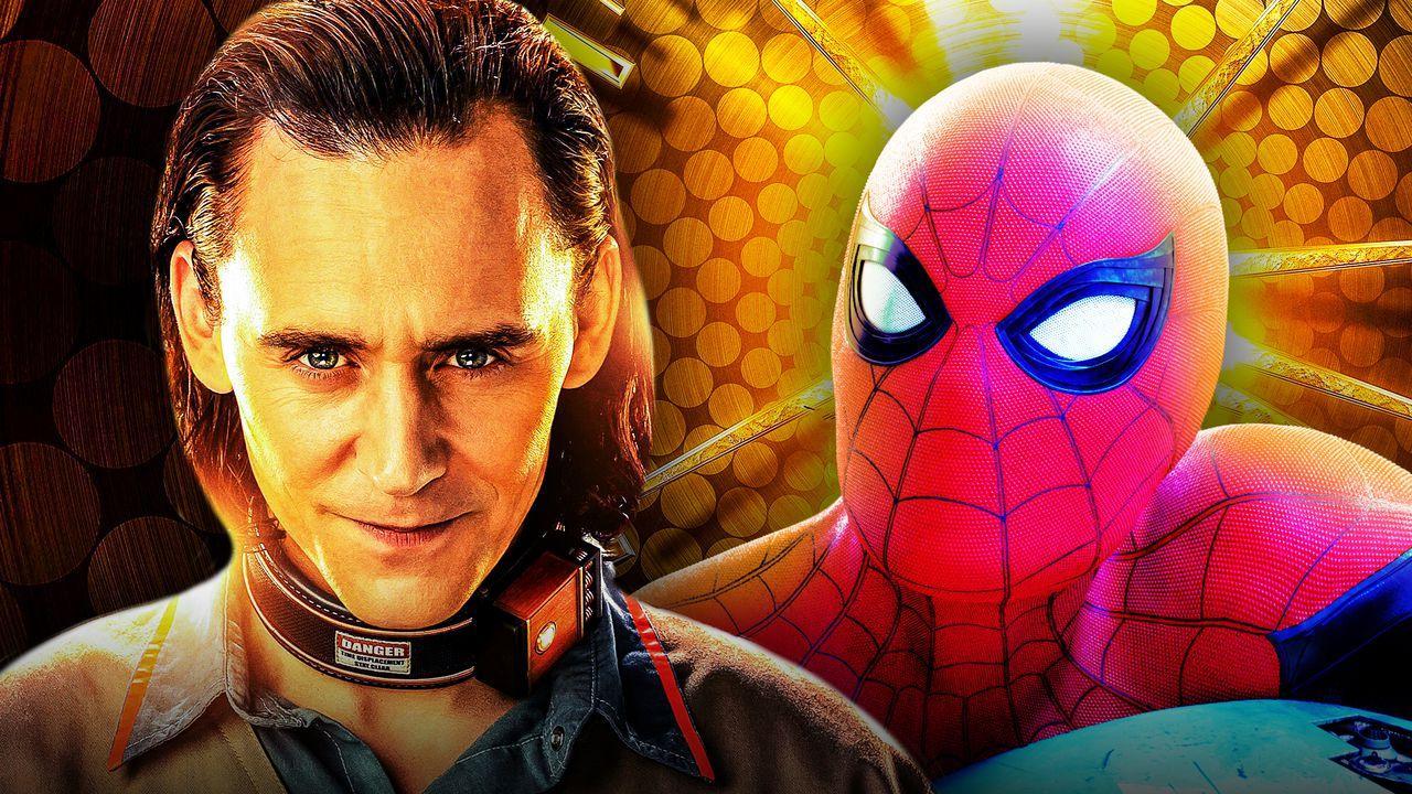 Loki Spider Man