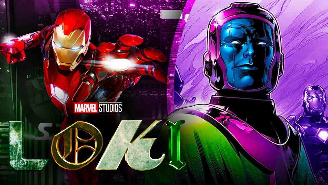 Kang the Conqueror, Iron Man, Stark Tower, Loki Logo