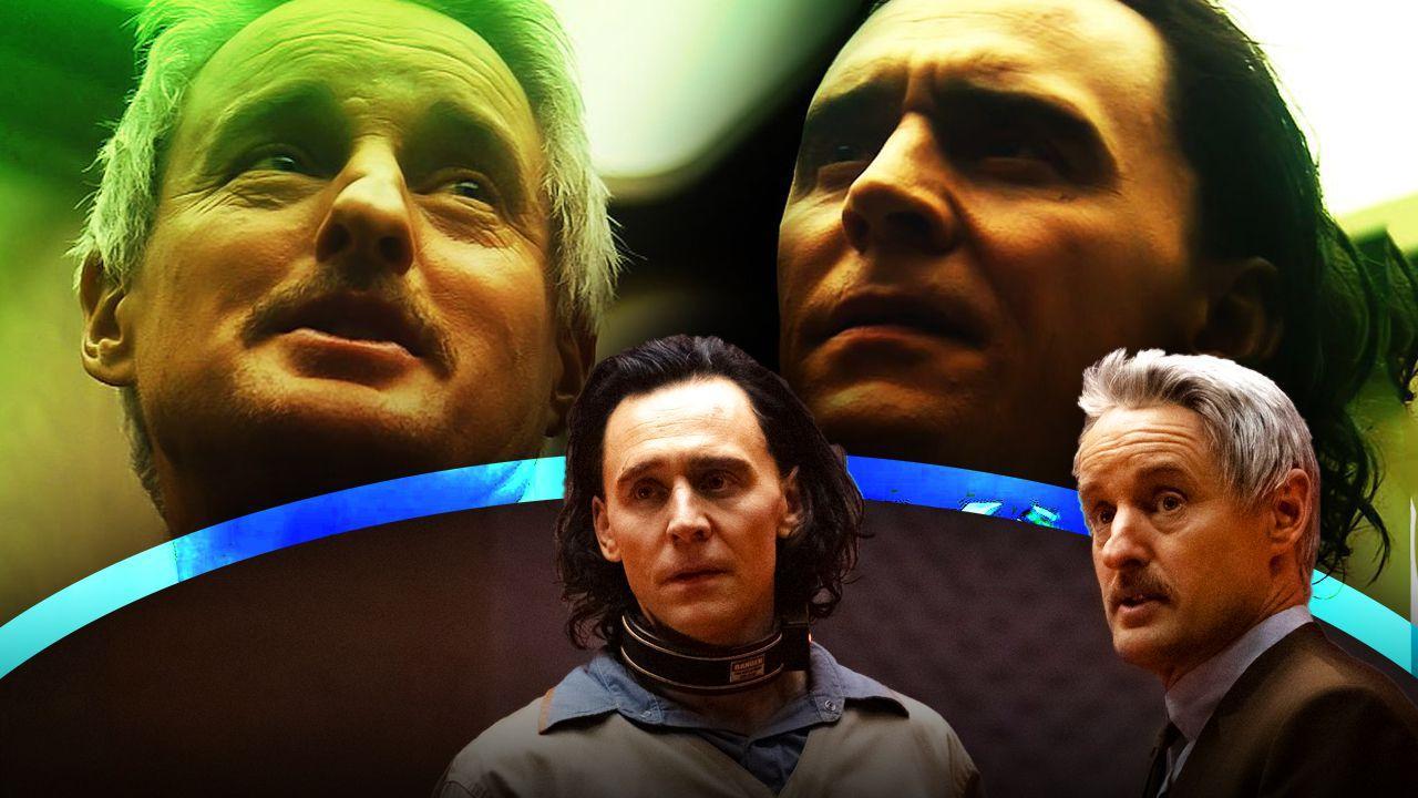 Loki, Owen Wilson, Tom Hiddleston