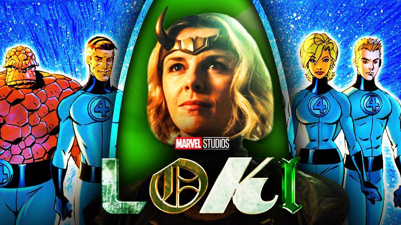 Lady Loki Fantastic Four