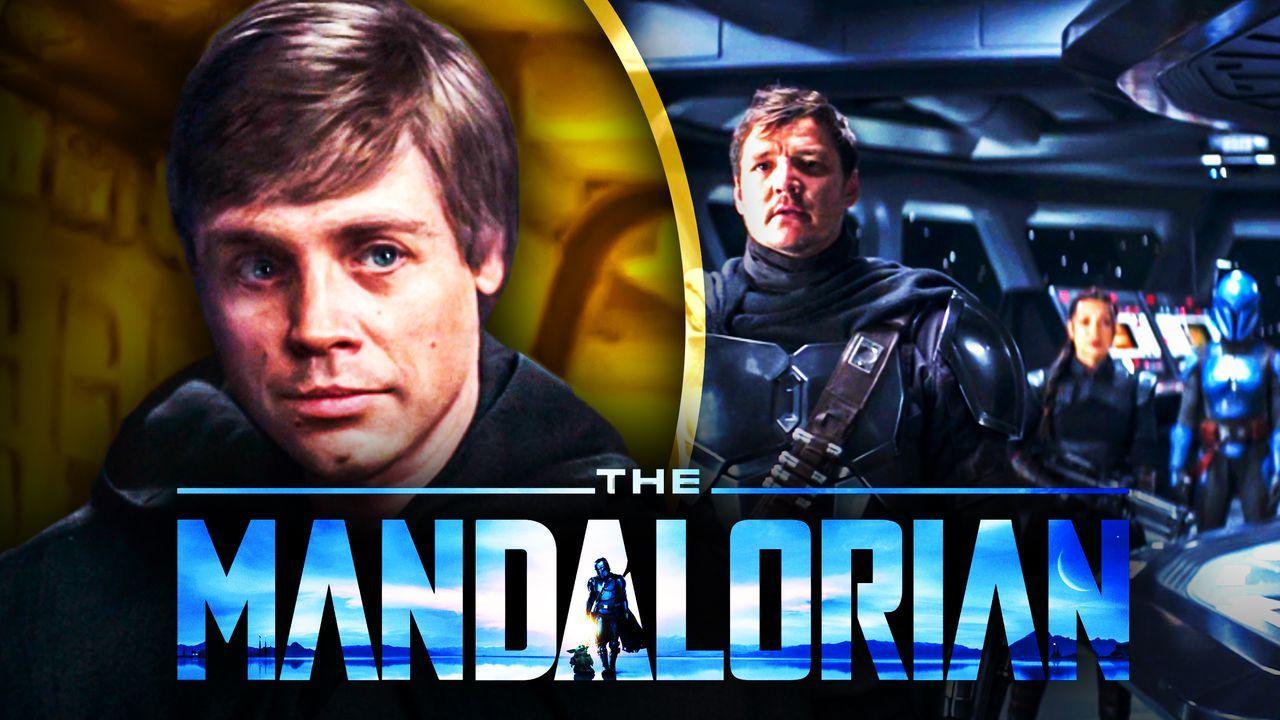 Luke Skywalker Mandalorian