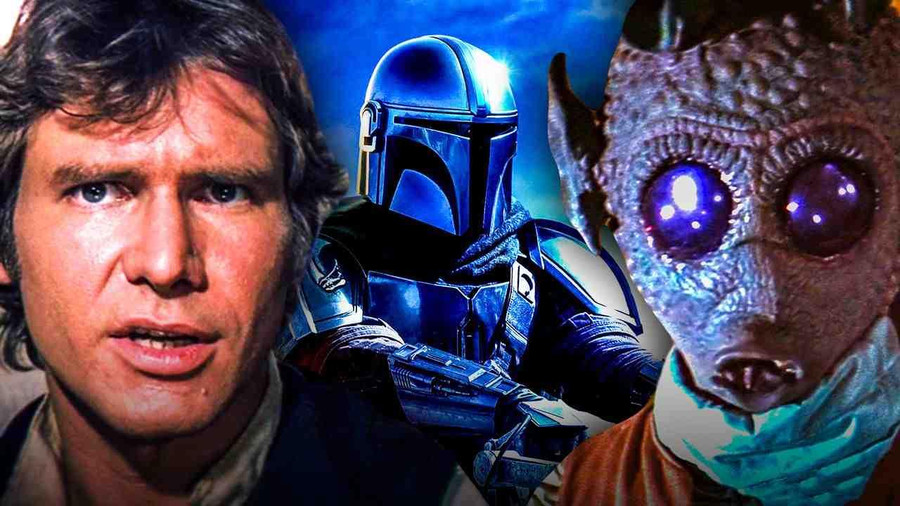 Han Solo, The Mandalorian, Greedo