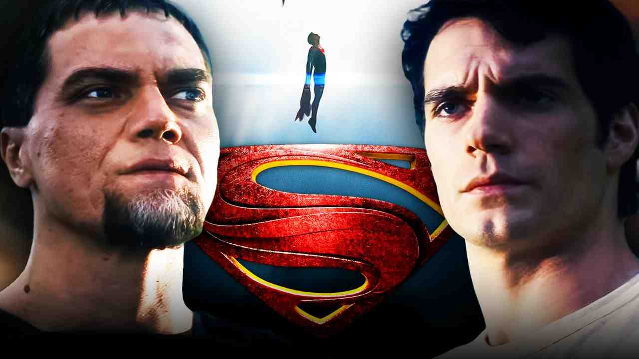 Man of Steel General Zod Clark Kent