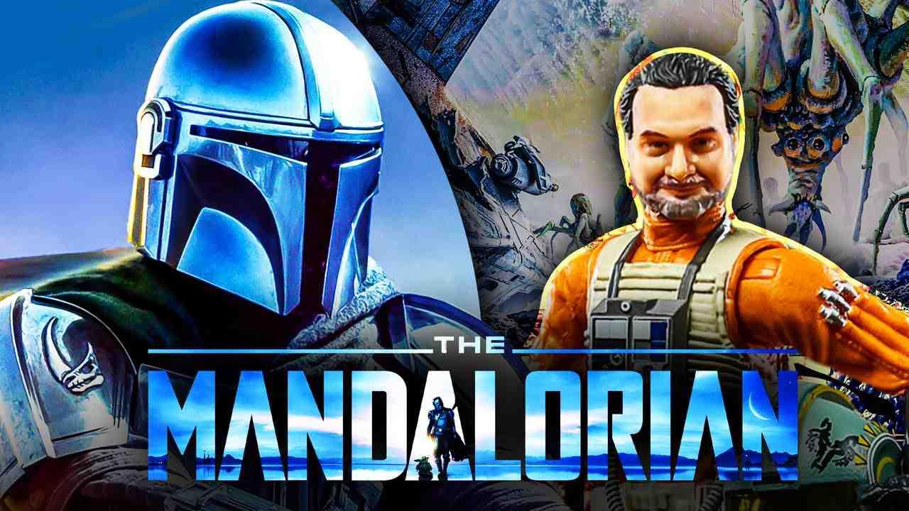 The Mandalorian, Dave Filoni