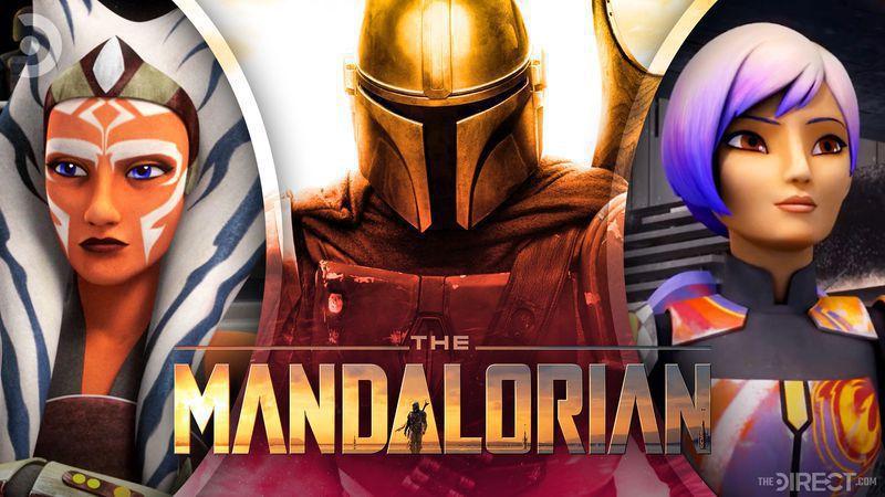 The Mandalorian Season Two: Ahsoka Tano and Sabine Wren To Set Up Rebels Sequel