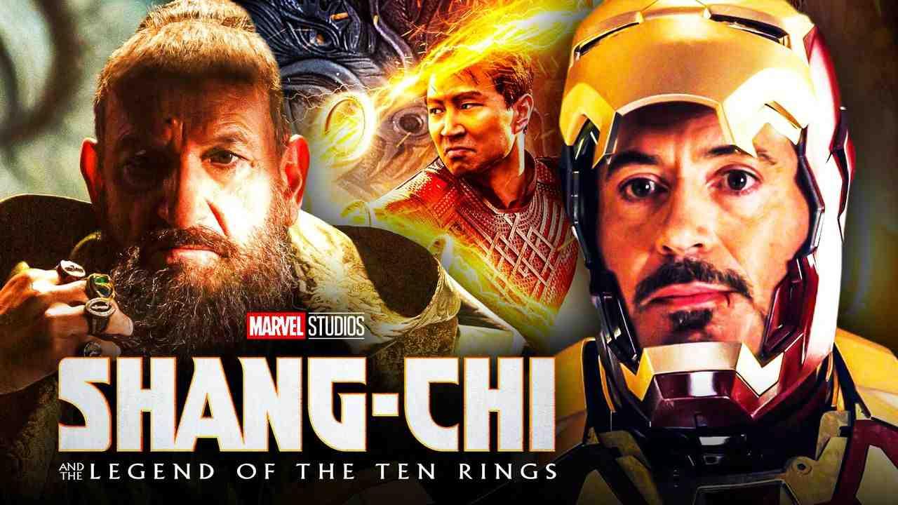 Trevor Slattery, Iron Man, Mandarin, Shang-Chi