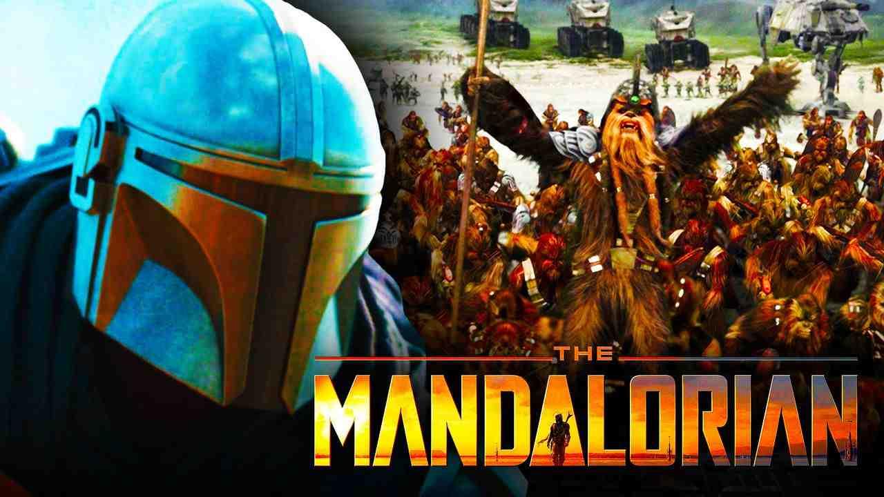The Mandalorian Wookies