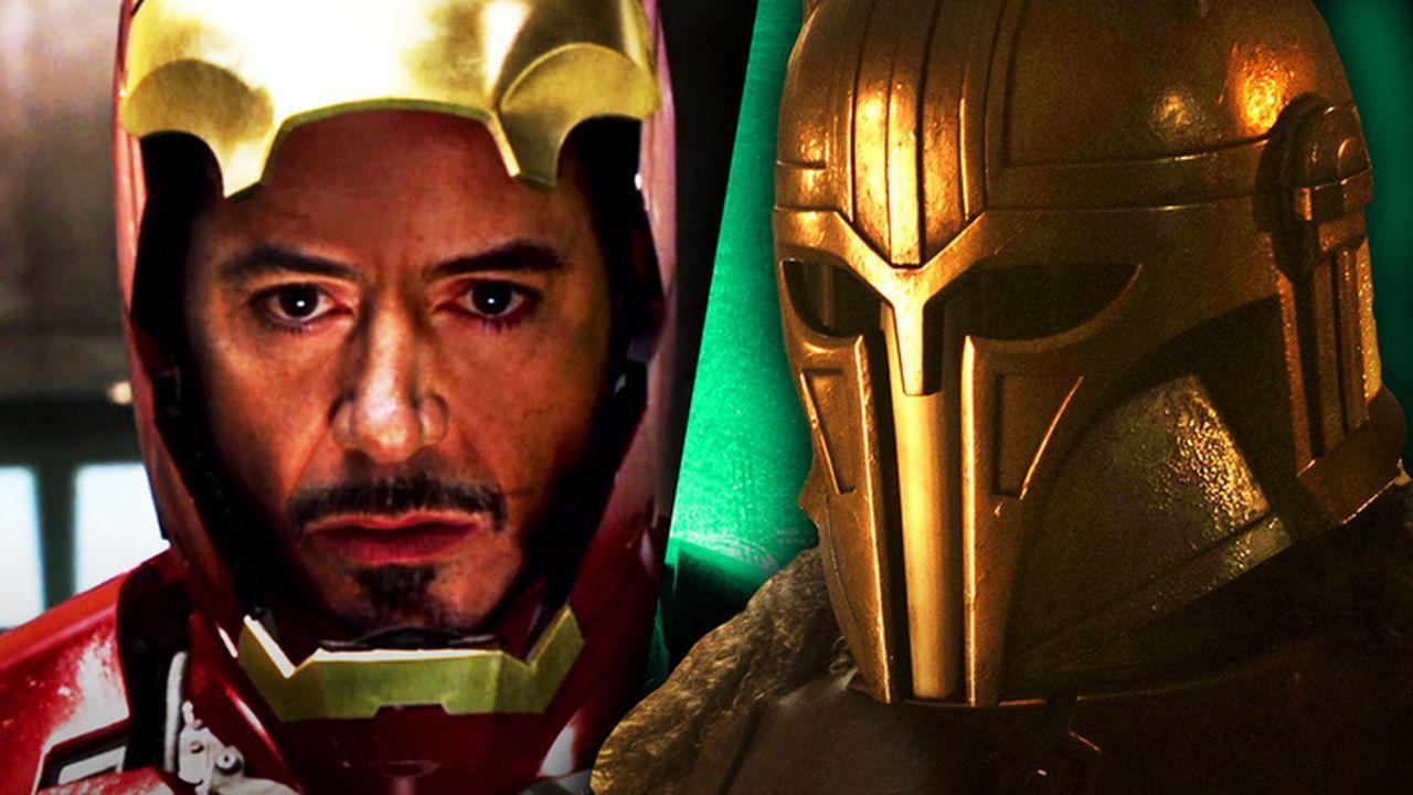 The Armorer, Iron Man