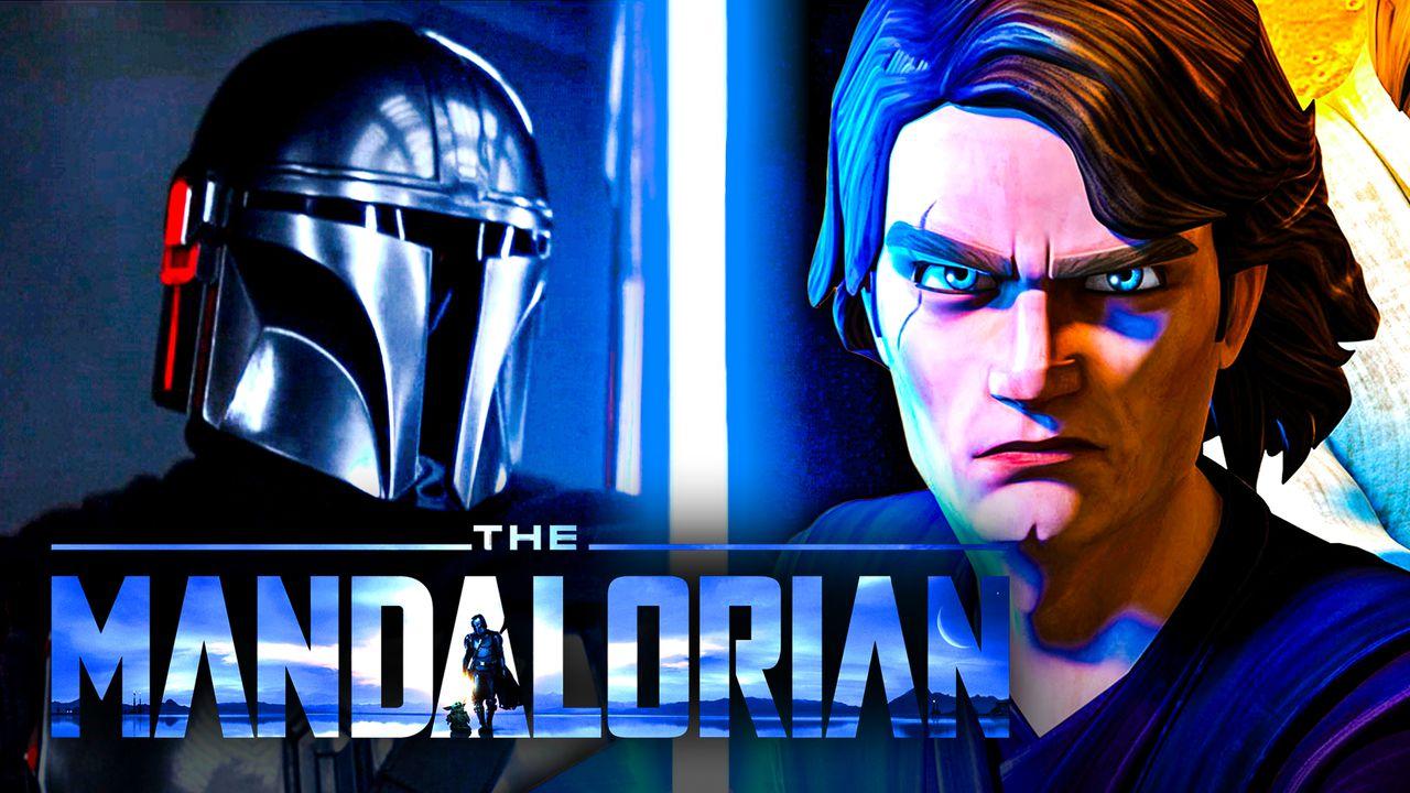The Mandalorian, Anakin Skywalker