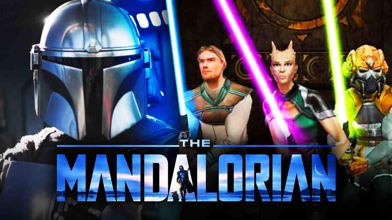 Mandalorian, Jedi Knight