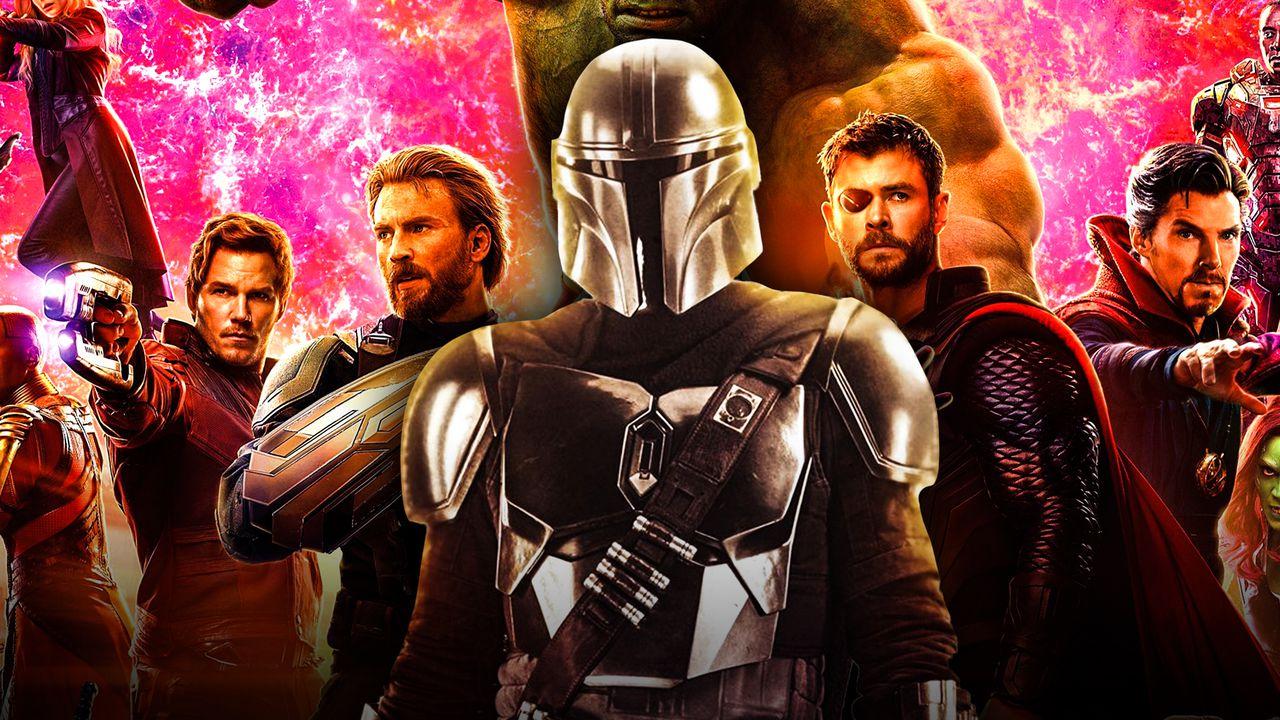 The Mandalorian, Avengers