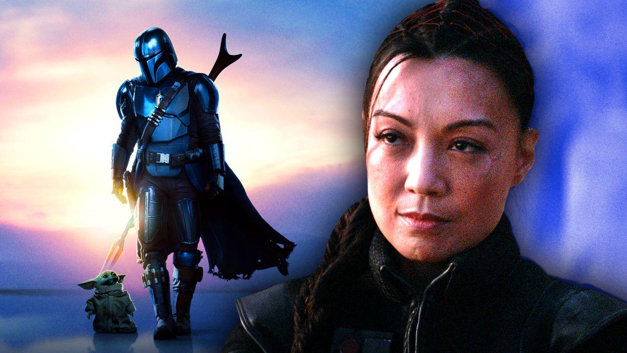 The Mandalorian, Ming-Na Wen