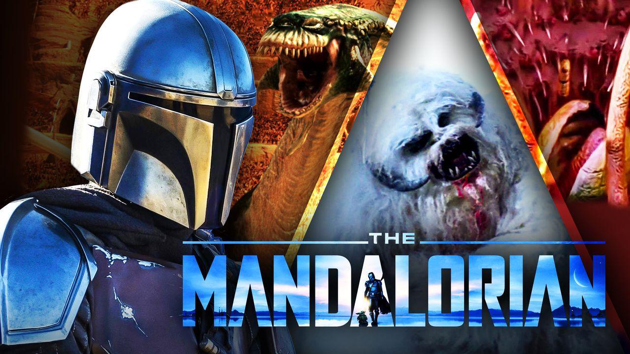 Mandalorian Sarlaac