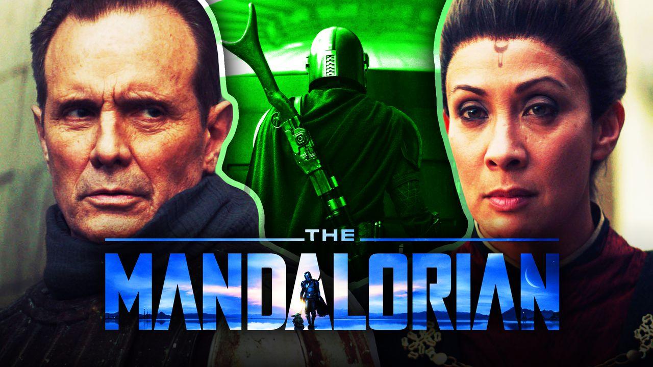 Lang, The Mandalorian, The Magistrate