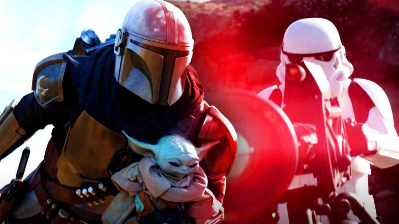The Mandalorian, Baby Yoda, Stormtrooper