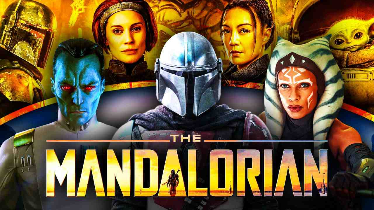 The Mandalorian, Disney+, Ahsoka