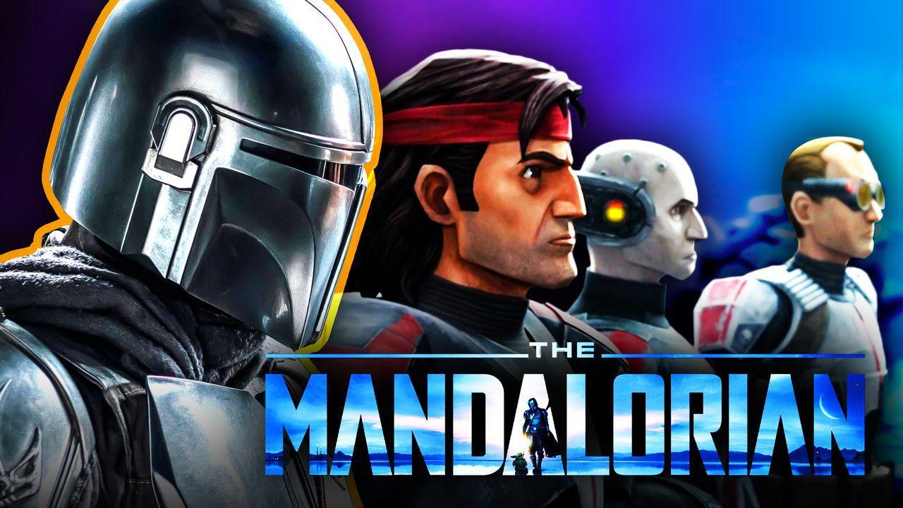 Mandalorian, The Bad Batch