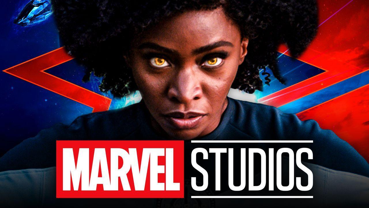 Monica Rambeau, Marvel Studios logo