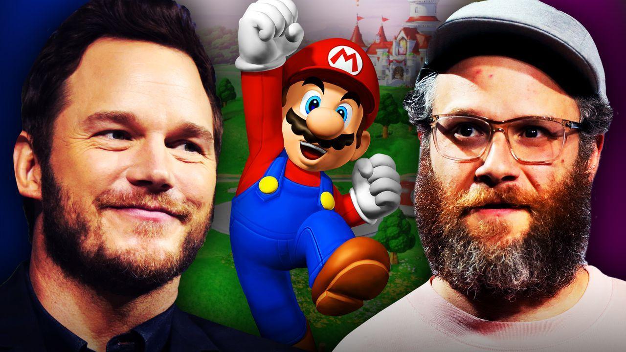 Chris Pratt Mario
