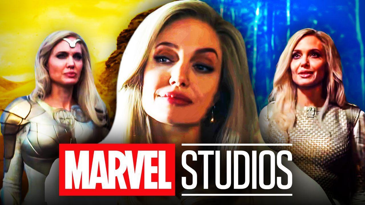 Marvel Angelina Jolie Eternals MCU