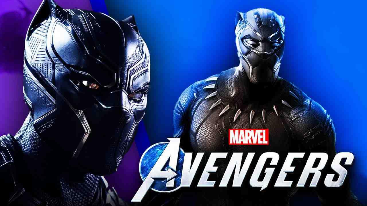 Black Panther, MCU, Marvel's Avengers