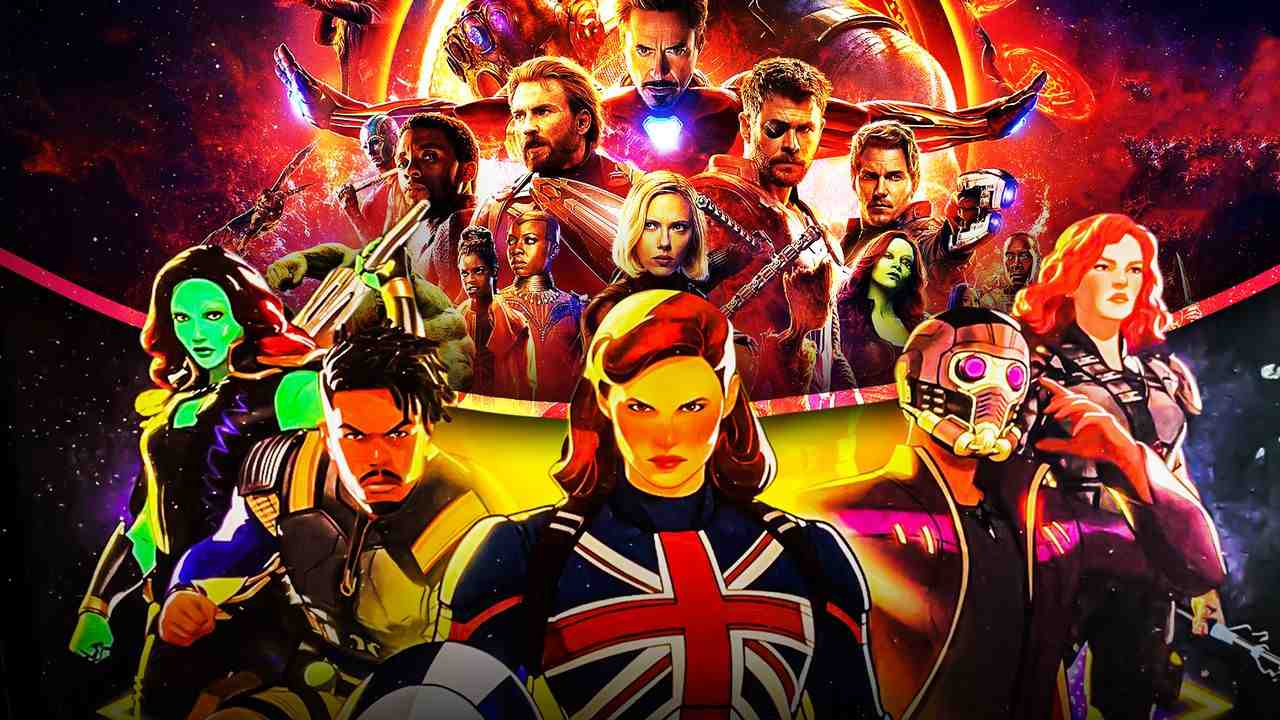 MCU Avengers What If Marvel