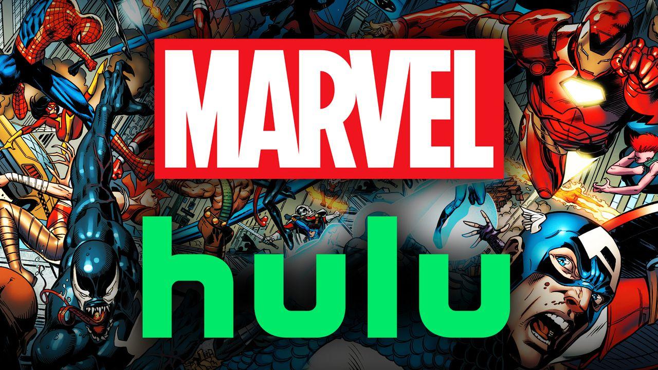 Marvel Hulu Shows