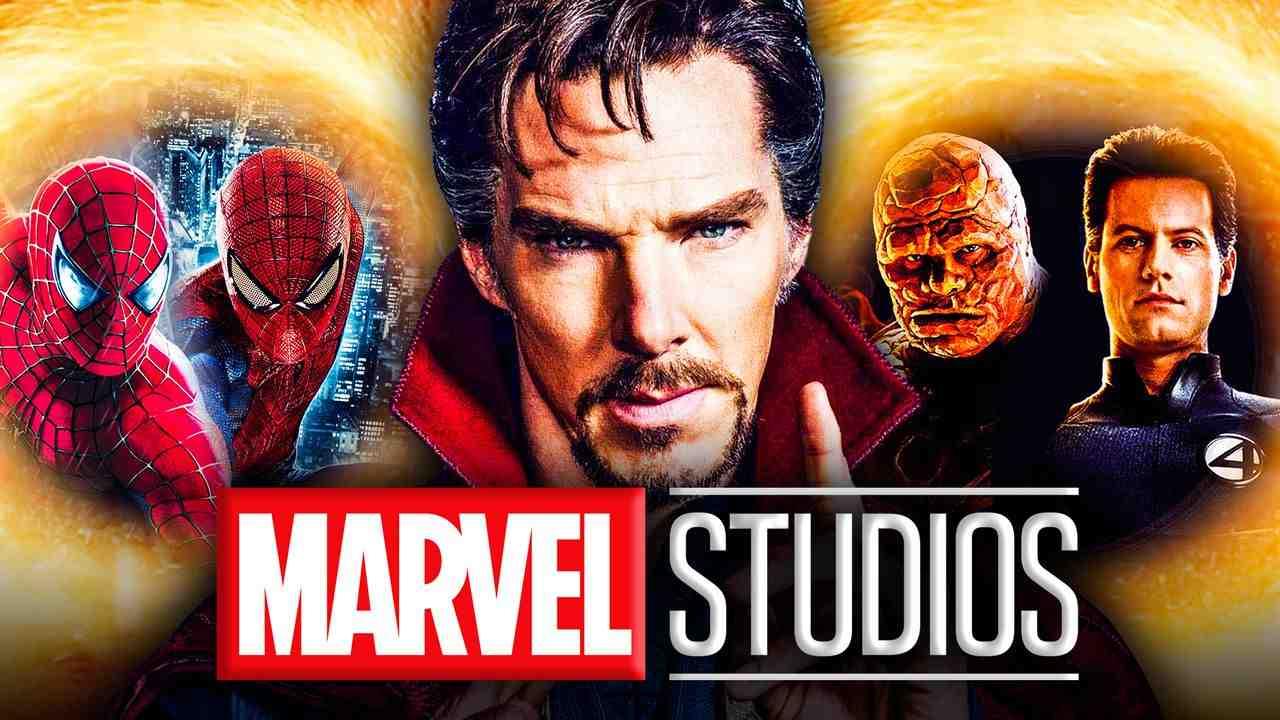 Doctor Strange Spider-Man Fantastic Four Marvel Studios