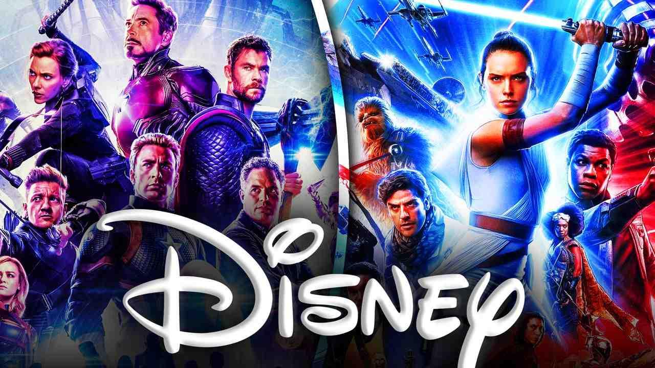 Avengers Star Wars Disney