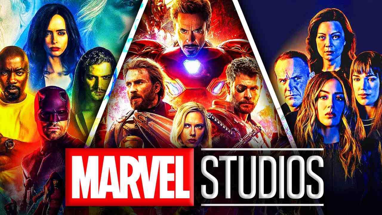 Avengers Agents of Shield Defenders Marvel Studios
