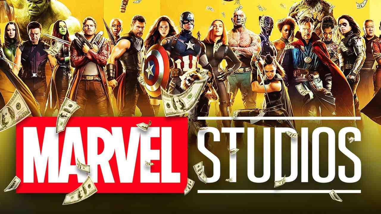 Marvel Studios Money Characters