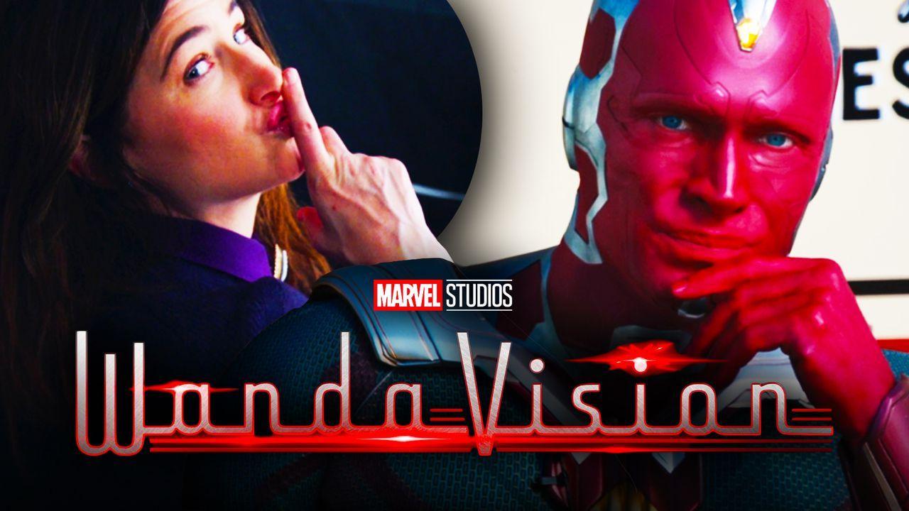 Agatha Harkness Vision WandaVision
