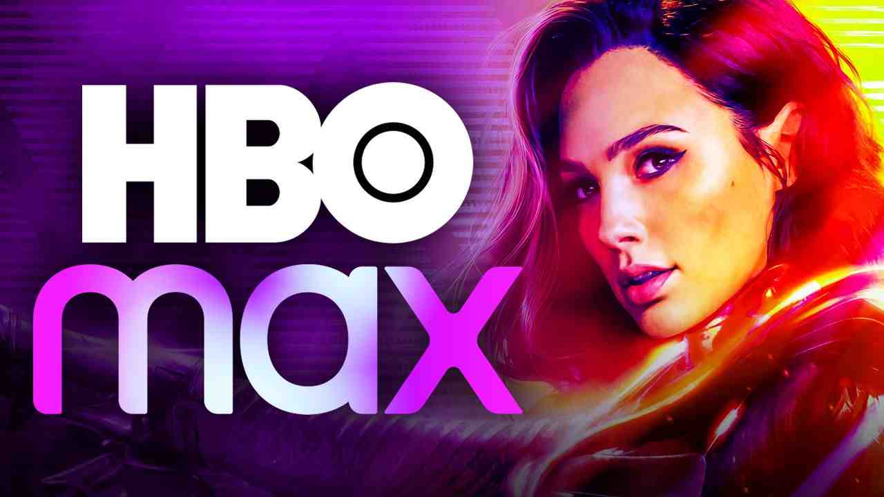 Wonder Woman, HBO Max logo
