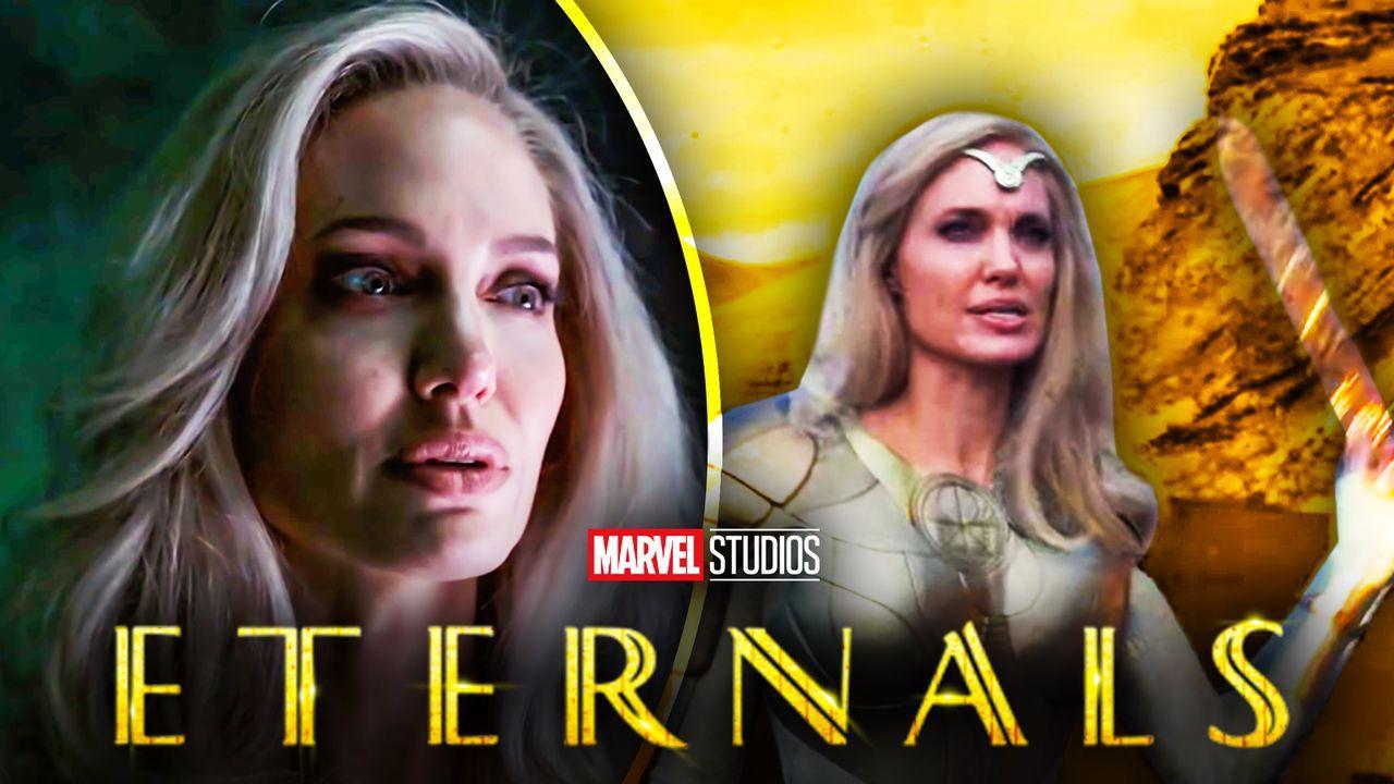 Angelina Jolie, Marvel Superhero, Eternals
