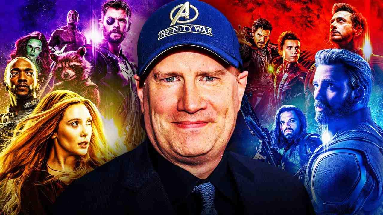 Kevin Feige, Marvel Studios, Avengers