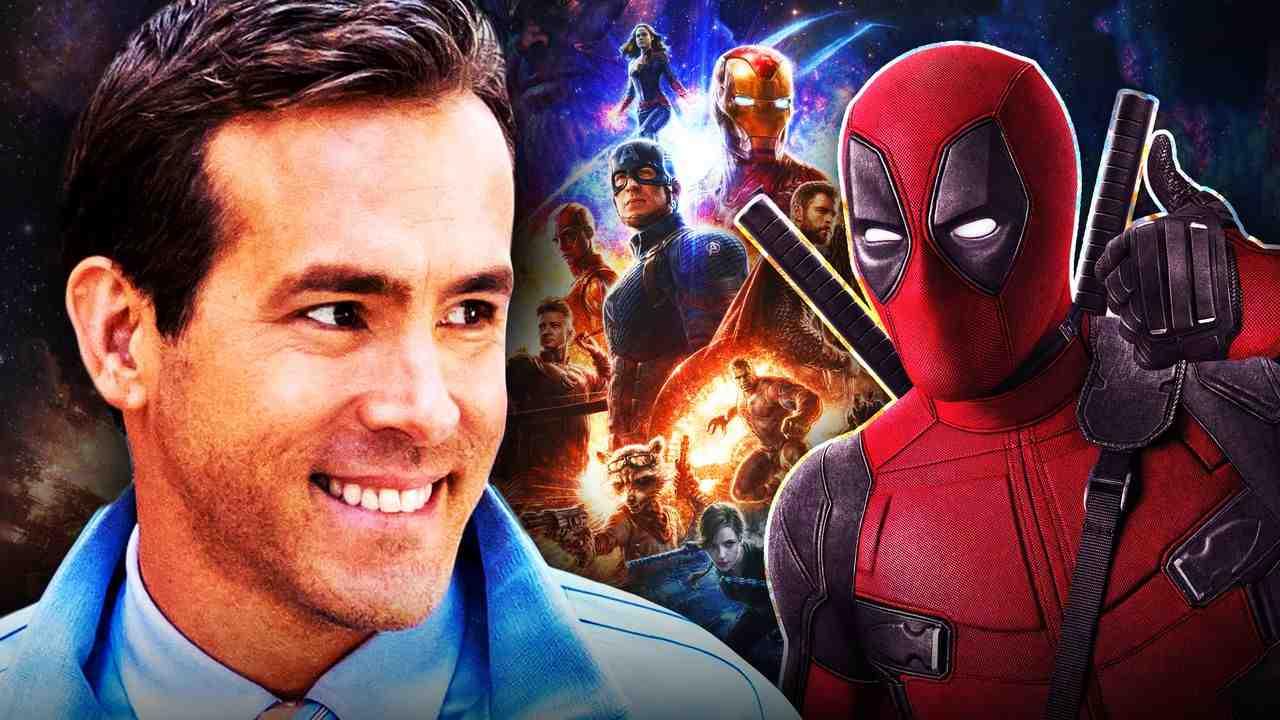 Deadpool Ryan Reynolds Marvel