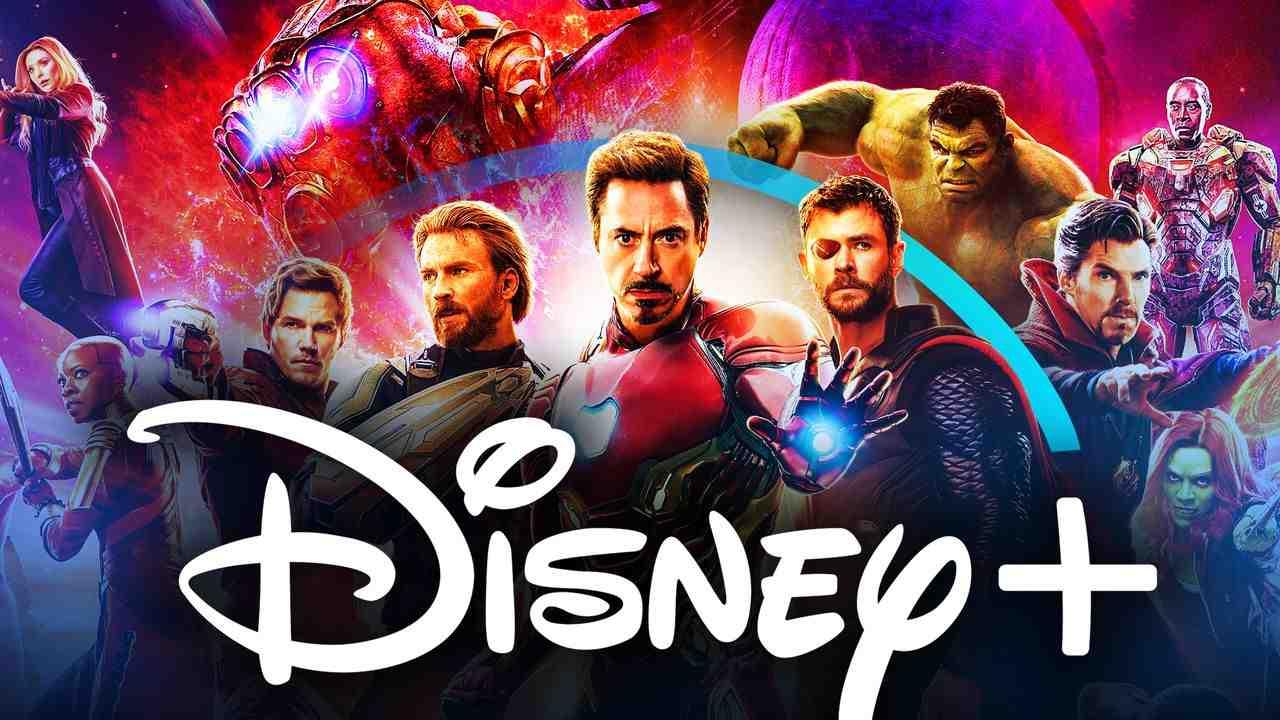 Avengers, Infinity War, Disney+, MCU, Marvel Studios