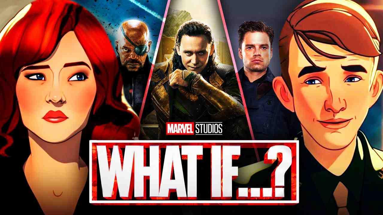 MCU What If Disney Plus Black Widow Steve Rogers