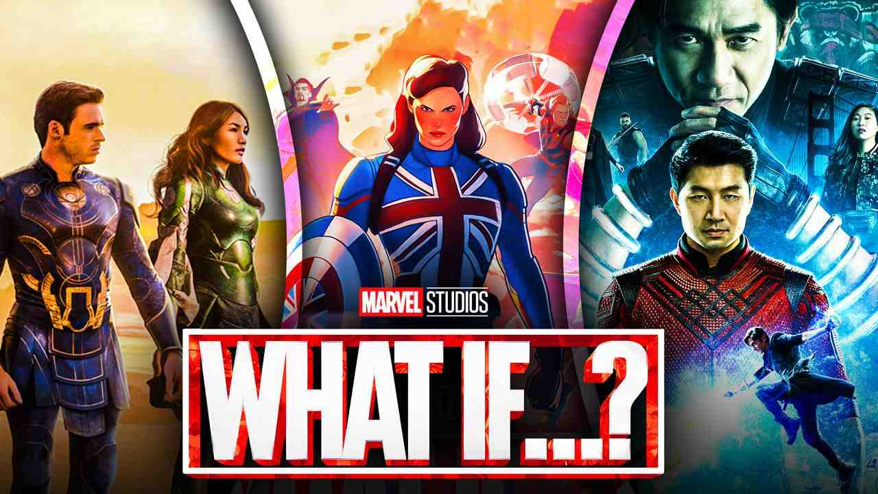 Marvel, What If...?, MCU