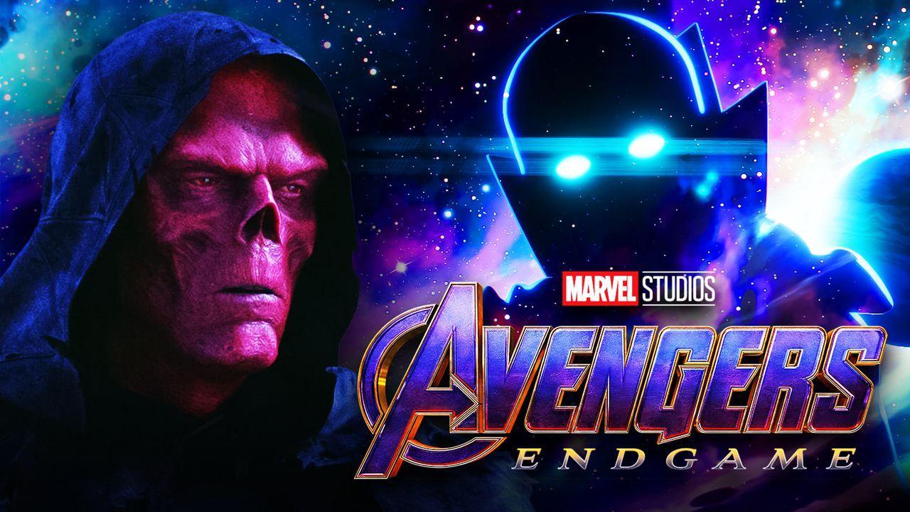 Avengers Endgame, Red Skull, The Watcher