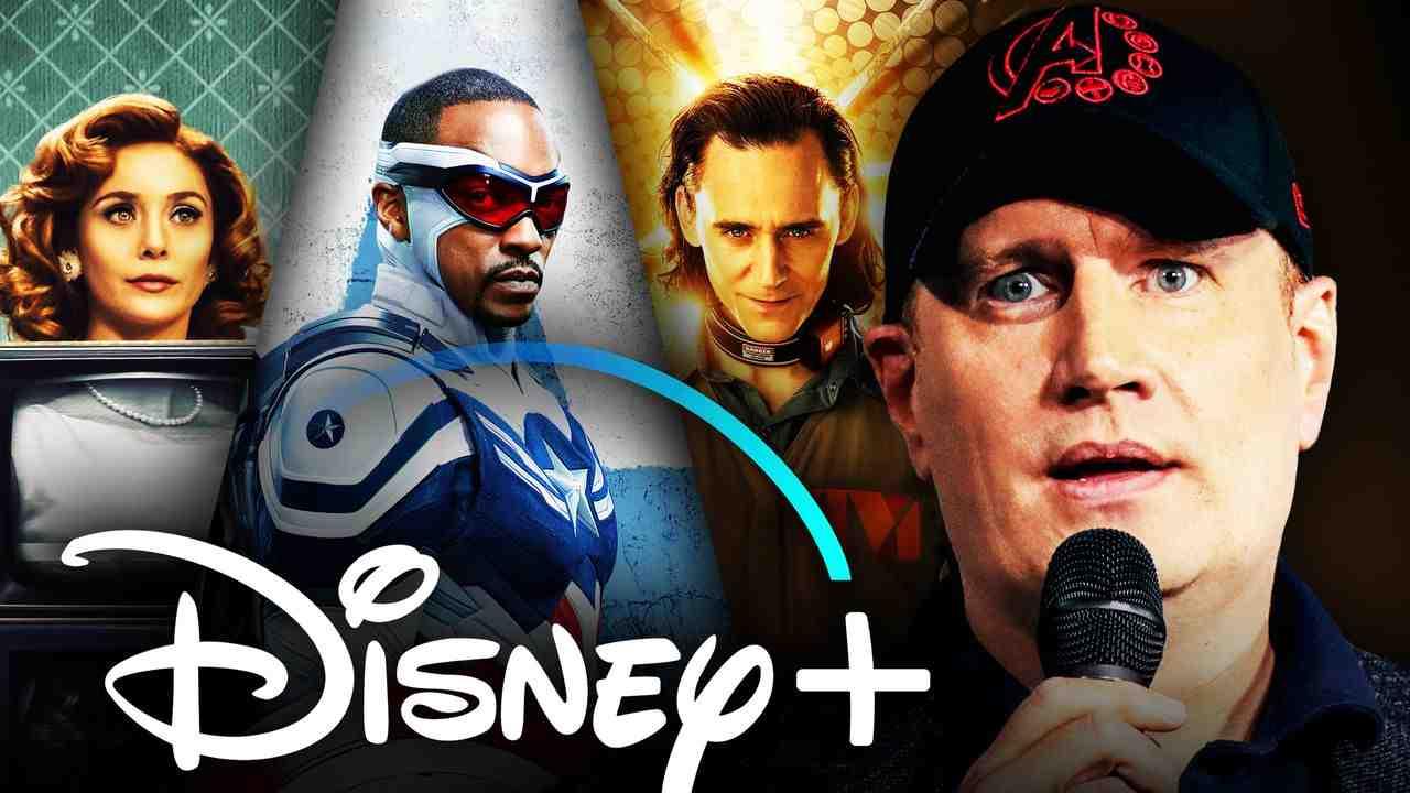 Kevin Feige, Disney Plus logo