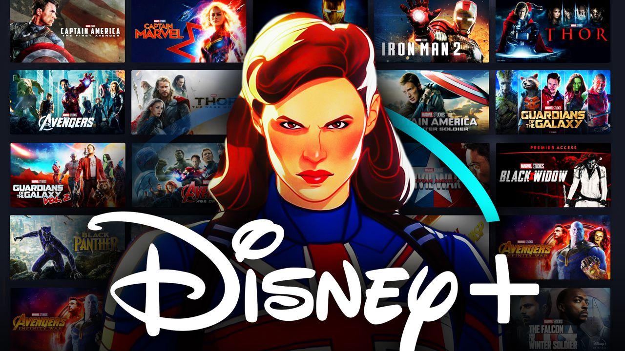 MCU Timeline What If Disney Plus