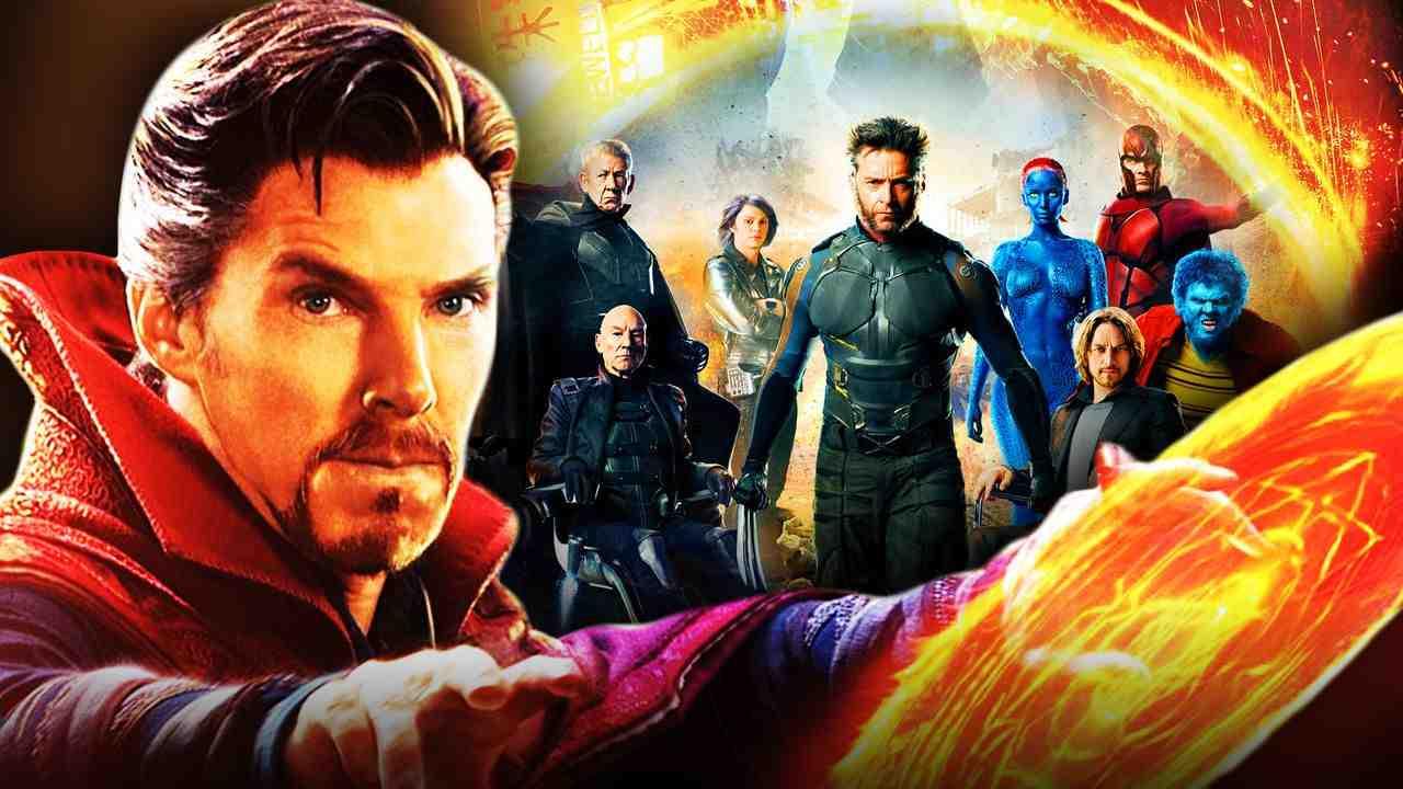 Benedict Cumberbatch, Doctor Strange, X-Men